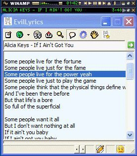 Vorschau EvilLyrics - Bild 1