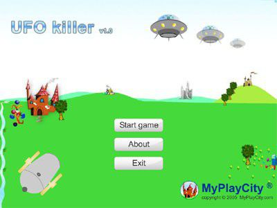 Vorschau UFO Killer - Bild 1