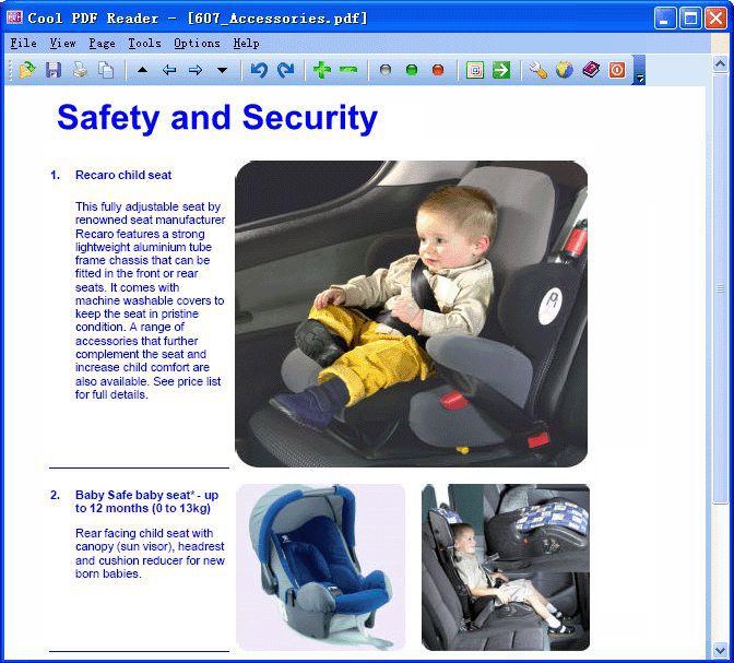 Vorschau Cool PDF Reader - Bild 1