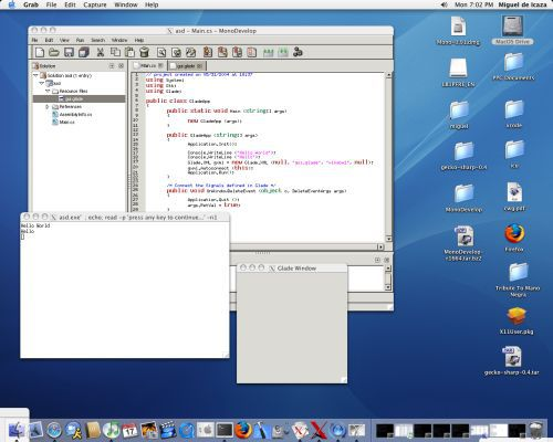 Vorschau Mono for Mac OS X - Bild 1