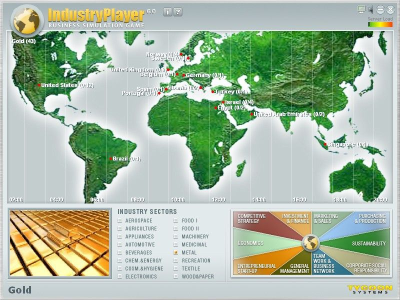 Vorschau Industryplayer Business Strategy Game - Bild 1