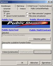 Vorschau Public Contact After Reply fuer Outlook - Bild 1