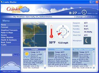 Vorschau Crawler Weather - Bild 1