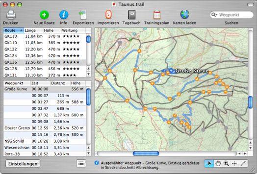 Vorschau TrailRunner for MAC OS - Bild 1