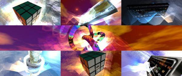 Vorschau Winamp Goes 3D - Bild 1