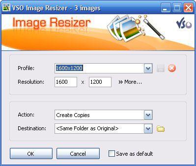 Vorschau Light Image Resizer - Bild 1