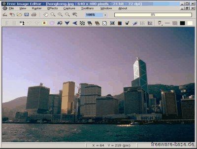 Vorschau Free Image Editor - Bild 1