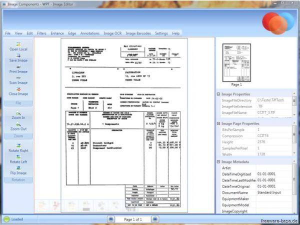 Vorschau Image Components - ImageEditor - Bild 1