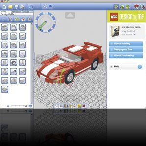 Vorschau LEGO Digital Designer - Bild 1