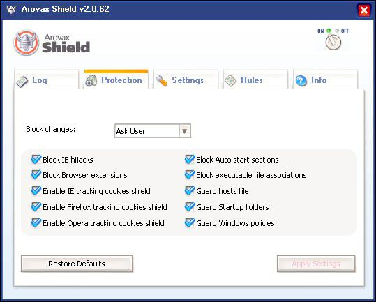 Vorschau Arovax Shield - Bild 1