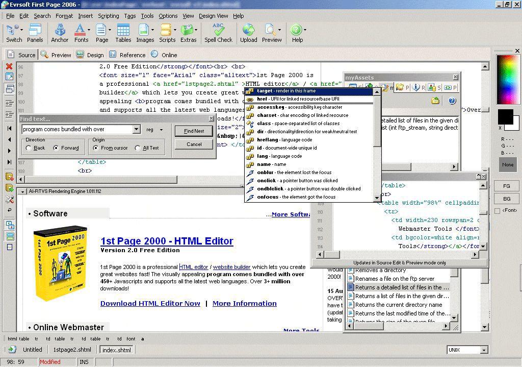 Vorschau First Page 2006 - Bild 1