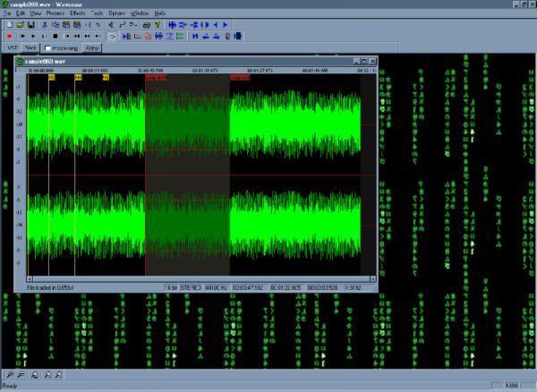 Vorschau Wavosaur audio editor - Bild 1