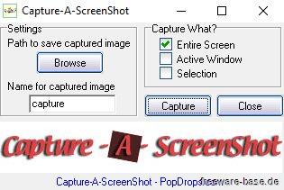 Vorschau Capture-A-ScreenShot - Bild 1