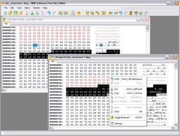 Vorschau Free Hex Editor Neo - Bild 1