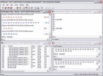Vorschau Free Serial Port Monitor - Bild 1