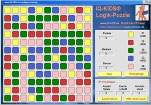 Vorschau IQ Kids Logik Puzzle - Bild 1
