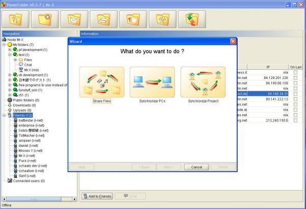 Vorschau PowerFolder - Bild 1