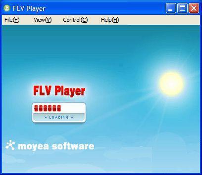 Vorschau Moyea FLV Player - Bild 1