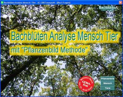 Vorschau Bachblueten Analyse - Bild 1
