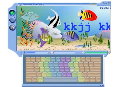 Vorschau Rapid Typing Tutor - Bild 1