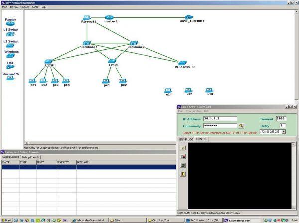 Vorschau Cisco Snmp Tool - Bild 1