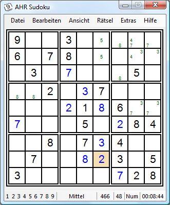 Vorschau AHR Sudoku - Bild 1