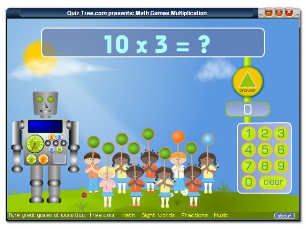 Vorschau Math Games Multiplication - Bild 1