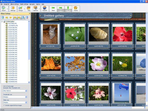 Vorschau Web Photo Album - Bild 1
