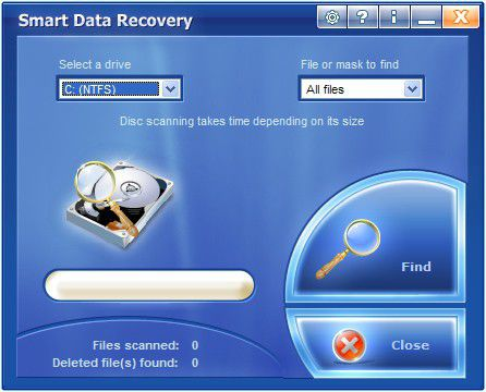 Vorschau Smart Data Recovery for U3 - Bild 1