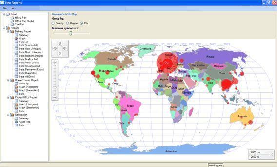 Vorschau RapidSMTP Free Edition - Bild 1