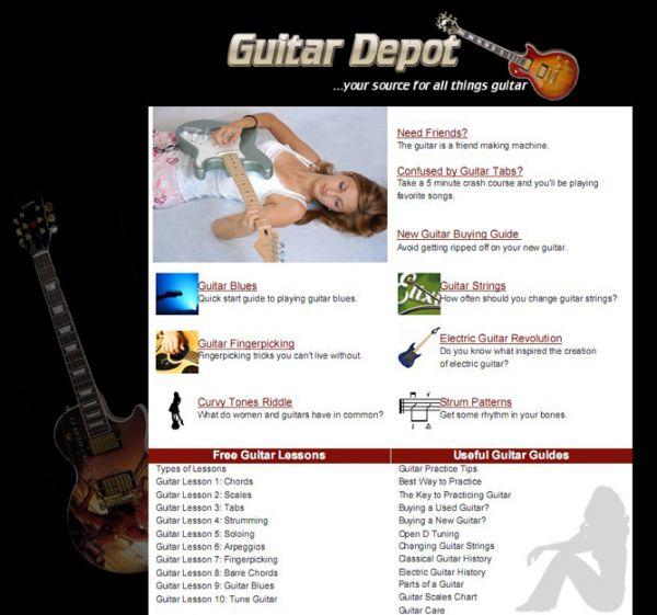 Vorschau The Complete Guitar Resource Program - Bild 1