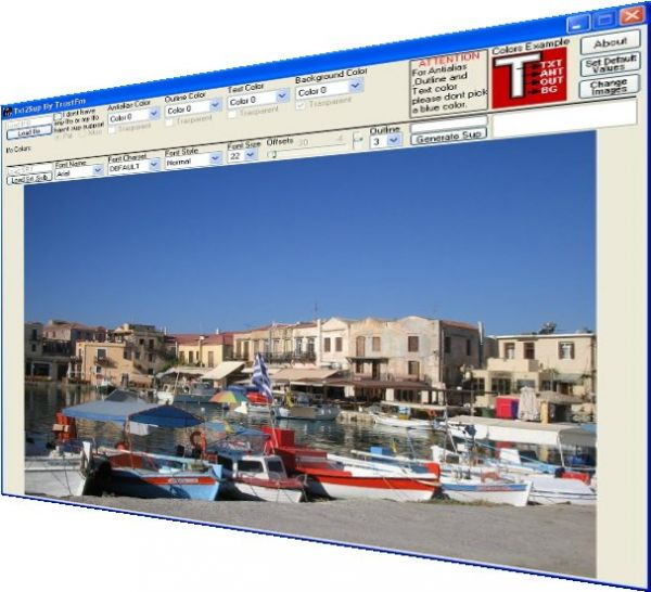 Vorschau Txt2Sup - Bild 1