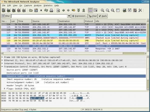 Vorschau Wireshark for Windows - Bild 1