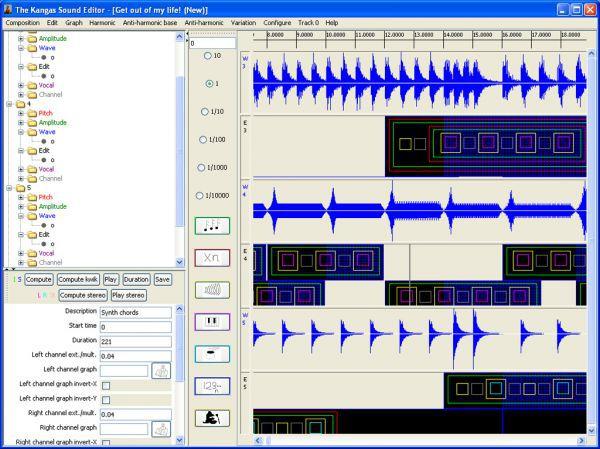 Vorschau Kangas Sound Editor - Bild 1