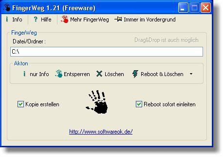 Vorschau FingerWeg - Bild 1