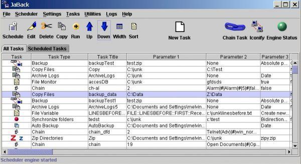 Vorschau JaBack for Mac OS X - Bild 1