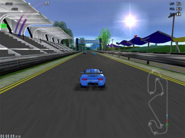 Vorschau Intense Racing - Bild 1