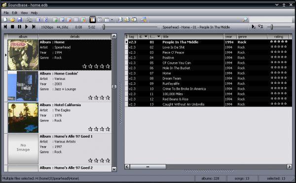 Vorschau Dajukebox vorher mal Soundbase - Bild 1