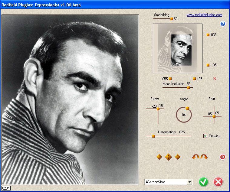 Vorschau Face Control Plug-in - Bild 1