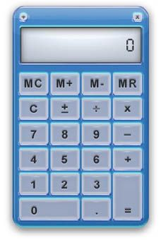 Vorschau Window Gadgets Calculator - Bild 1
