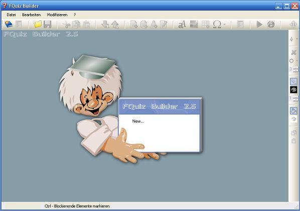 Vorschau FQuiz Builder - Bild 1