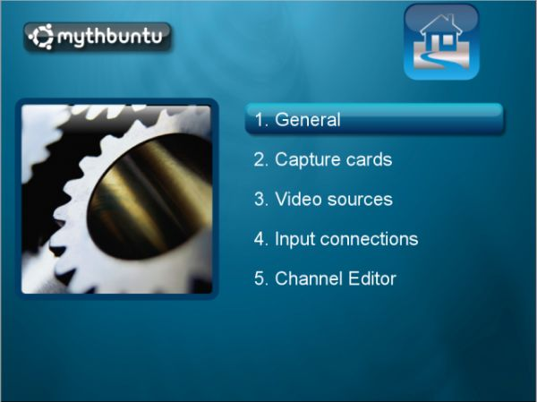 Vorschau Mythbuntu - Bild 1