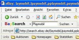 Vorschau BaySearchBar - Bild 1