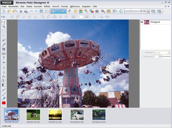 Vorschau MAGIX Foto Designer - Bild 1