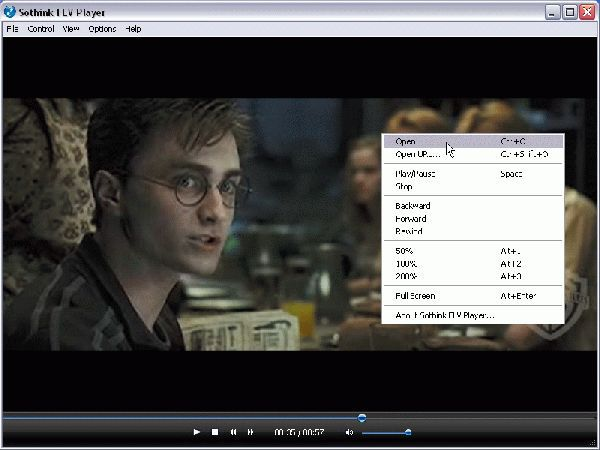 Vorschau Free Sothink FLV Player - Bild 1