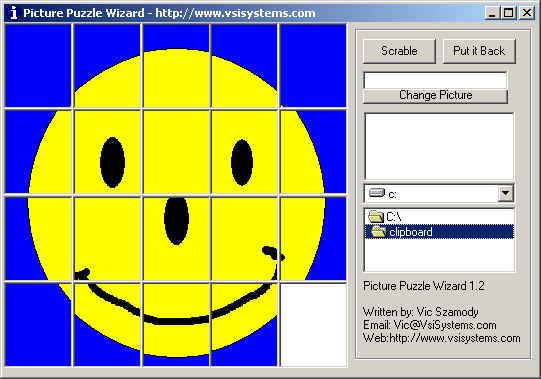 Vorschau Picture Puzzle Wizard - Bild 1