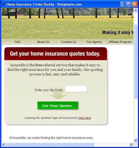 Vorschau Homeowners Insurance Buddy - Bild 1