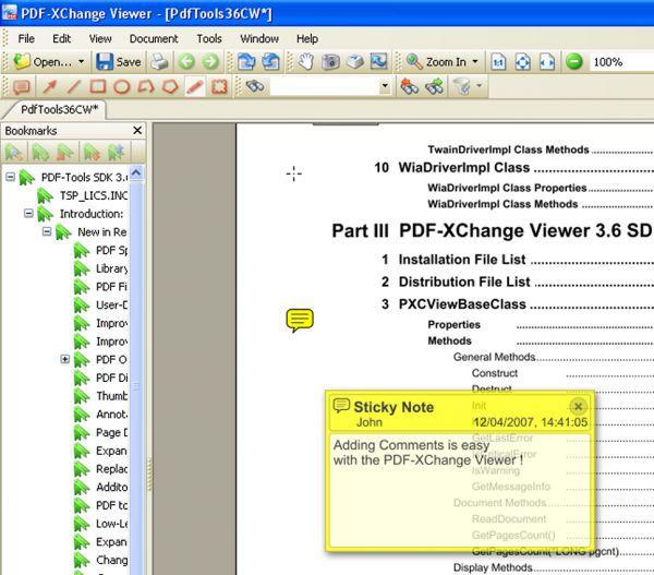 Vorschau PDF-XChange Viewer - Bild 1