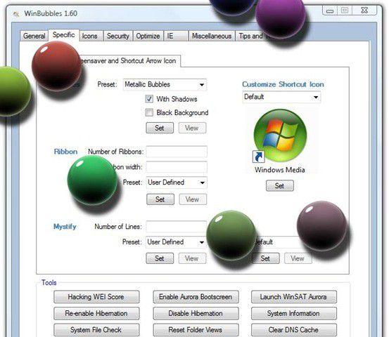 Vorschau WinBubble für Windows 10 - Bild 1