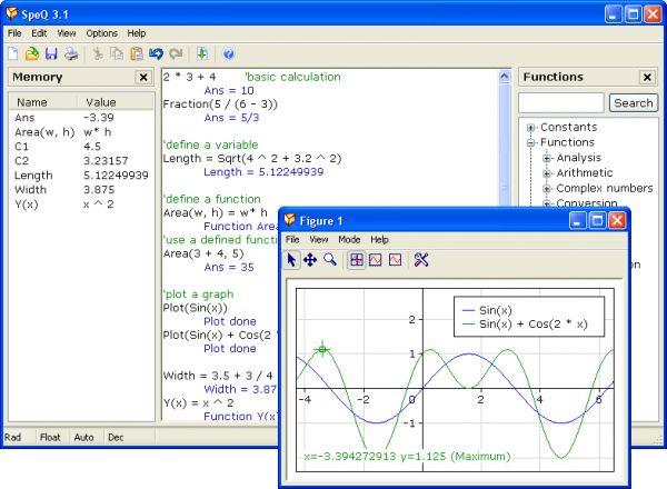 Vorschau SpeQ Mathematics - Bild 1